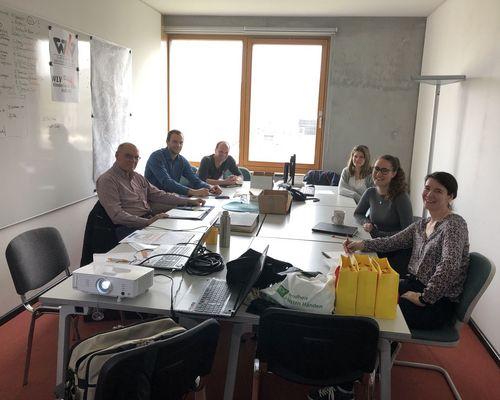 BW-RUNNING-Team: Blick hinter die Kulissen