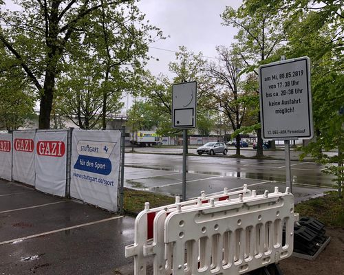 Stuttgart macht sich bereit